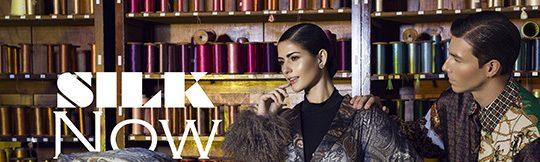 Fashion and design in SILKNOW